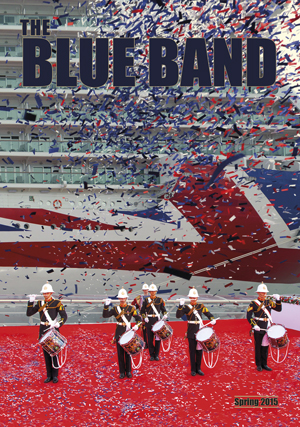 The Blue Band - Spring 2015